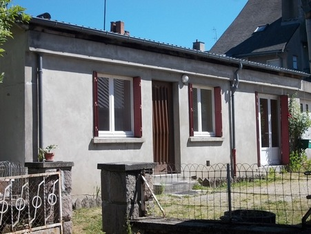 location maison Ussel
