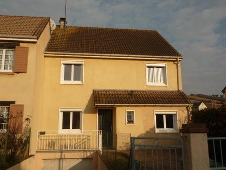 Vente Maison  avec jardin  SOTTEVILLE SOUS LE VAL  185 000  €