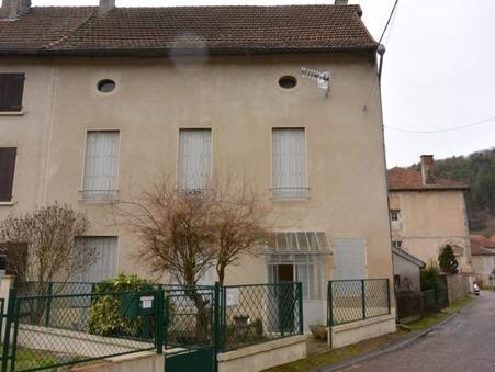 vente maison Poulangy