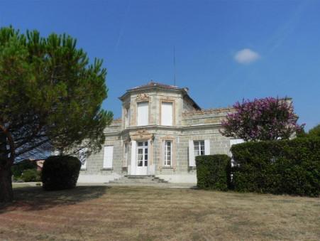 vente chateau Marmande