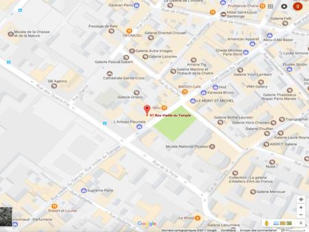 Ach te appartement 1 salle de bain 2 pi ces paris 3eme for Agence immobiliere 3eme arrondissement paris
