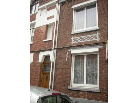 vente maison Lille