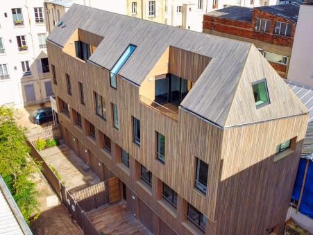 vente maison Paris 15eme arrondissement