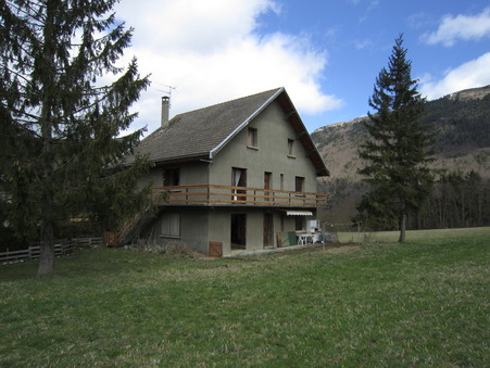 vente maison Chichilianne