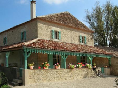 vente maison Agnac