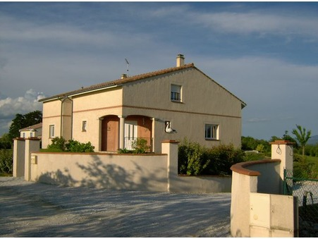 vente maison Montegut lauragais