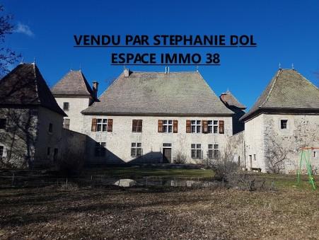 vente chateau Saint-paul-lès-monestier