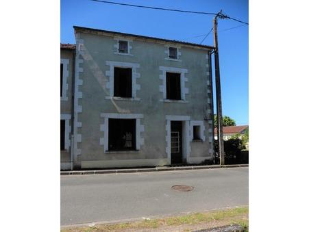 vente maison saint angeau
