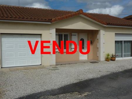 vente maison CHASSENEUIL SUR BONNIEURE  156 880€