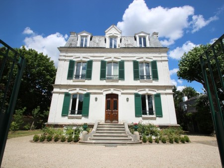 location maison Le vesinet