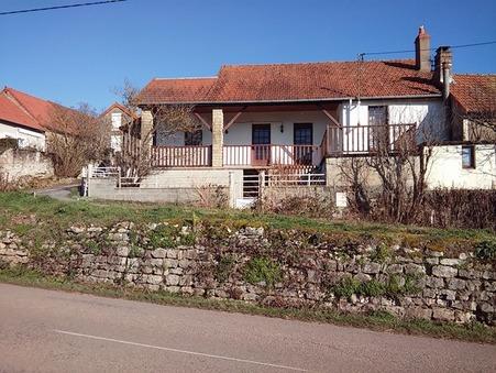 vente maison curgy