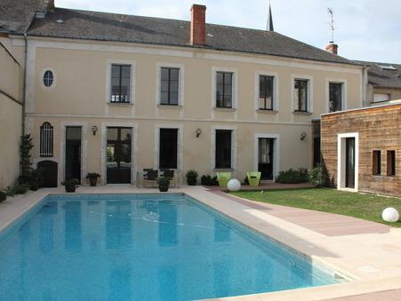 vente maison Issoudun