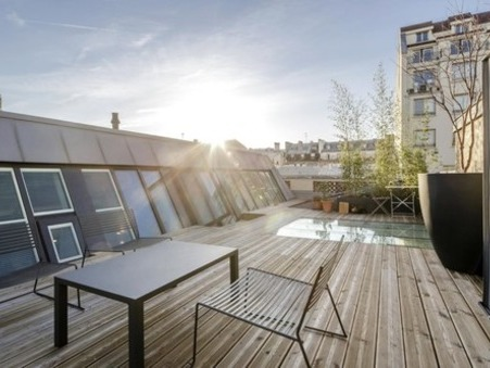 vente appartement Paris 10eme arrondissement
