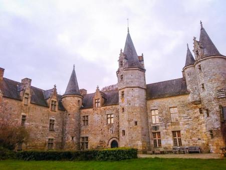 vente chateau St brieuc