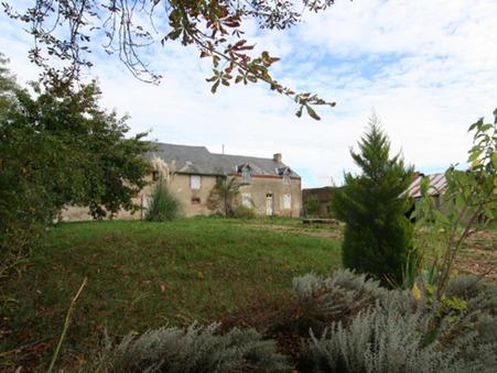 vente maison chalmoux