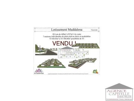 vente neuf Vescovato