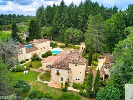 vente maison Mazeyrolles