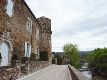 vente chateau Clermont l herault