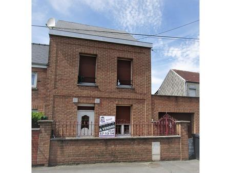 vente maison neuf mesnil