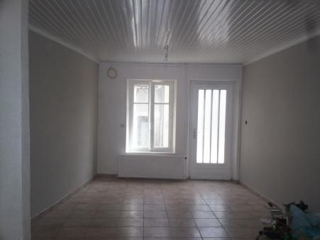 vente maison Montherme 84 000€
