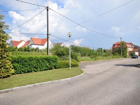 vente terrain Dambach la ville
