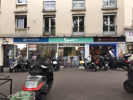 location local Paris 20eme arrondissement