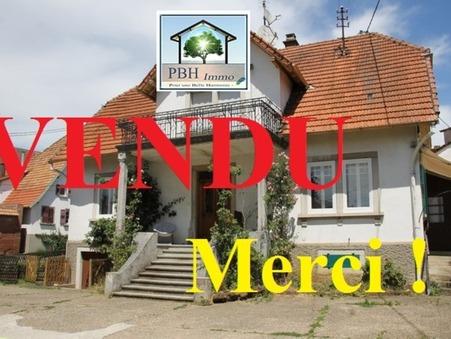 vente maison pfaffenhoffen