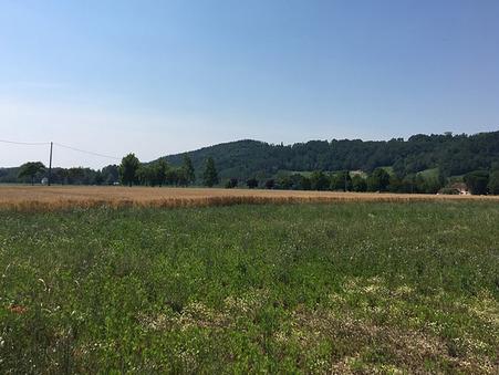 vente terrain Calmont