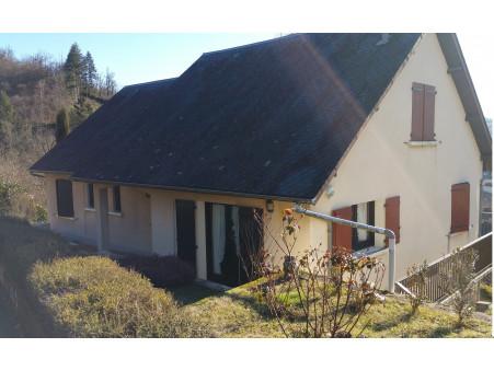 vente maison cransac