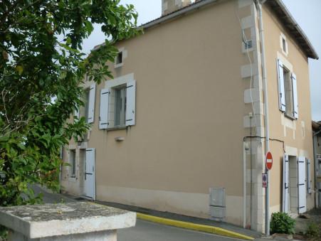 vente maison CHAPELLE VIVIERS 81 000€