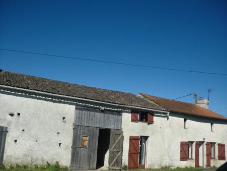 vente maison CHAUVIGNY  125 000€