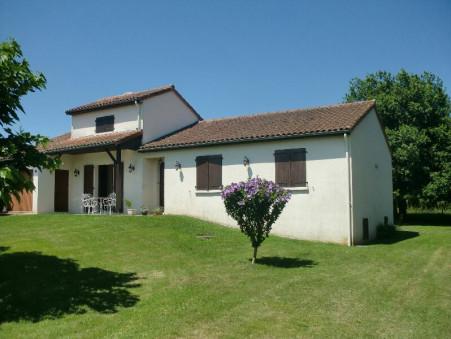 vente maison Antigny