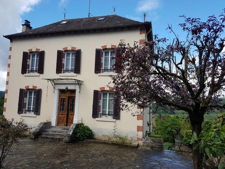 vente maison Flagnac