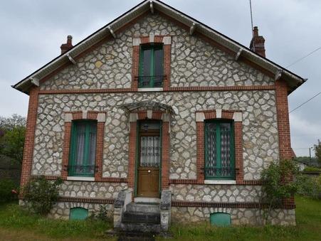 vente maison CHALETTE-SUR-LOING  116 400€