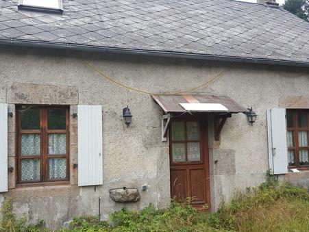 vente maison La courtine