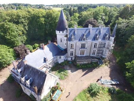vente chateau Bourges