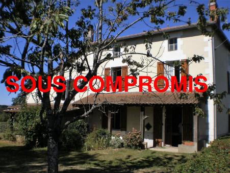 location maison Lezignac durand
