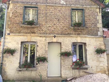 vente maison Balagny sur therain