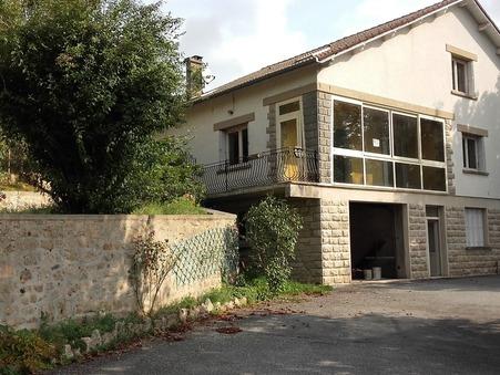 vente maison LA COURTINE  215 000€