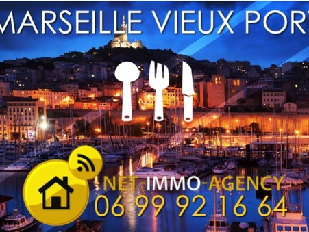 vente local Marseille 1er arrondissement
