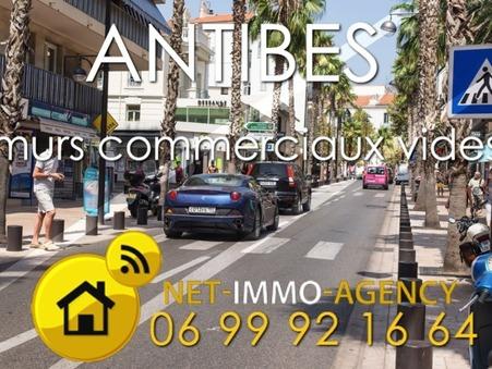vente local ANTIBES  184 280€
