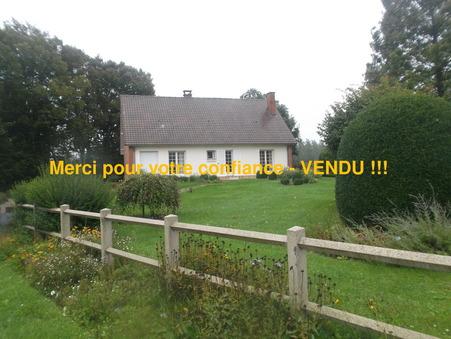 vente maison Gommegnies