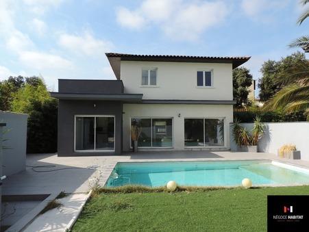 vente maison Boisseron