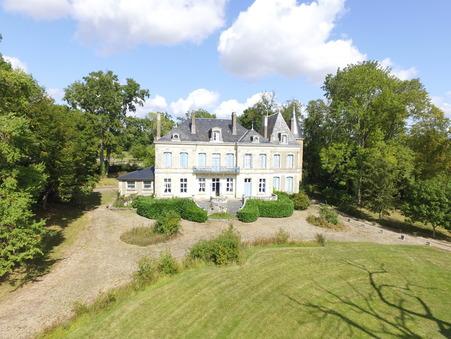 vente chateau Chateauroux