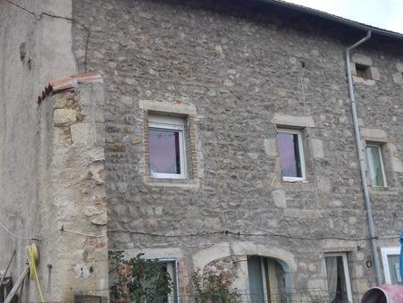 vente maison craponne sur arzon
