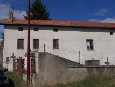 vente maison Bellevue la montagne