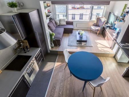 vente appartement Paris 10eme arrondissement