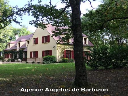 vente propriete Barbizon  790 000€