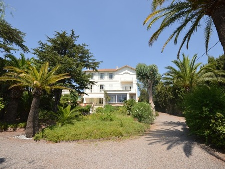 vente maison St raphael 2 500 000€