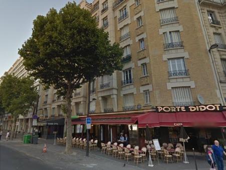 location parking Paris 14eme arrondissement